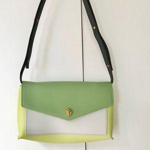 🌴🌴Anne Klein Green Pistachio Sheryl Shoulder bag